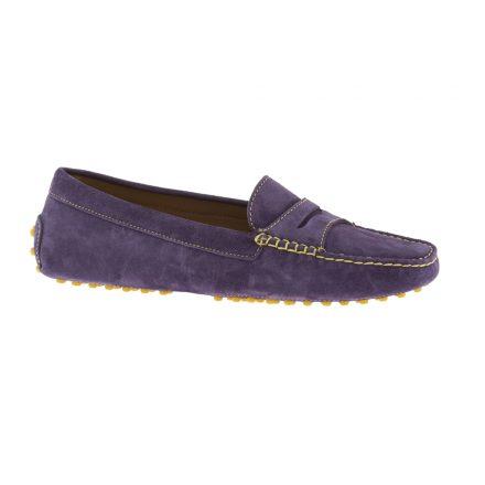 Velour Dark Violet