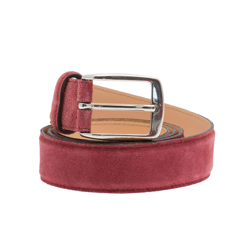 Suede Light Red