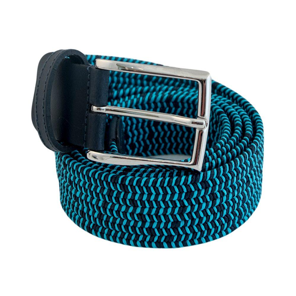 Τurquoise colour & Blue Elastic